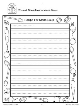 """""""Stone Soup"""" and Four More Titles"""