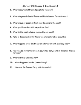 """""""Story of US"""" Movie Questions - Episode 3"""