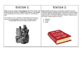 """""""Story of an Hour"""" by Kate Chopin Literary Stations"""
