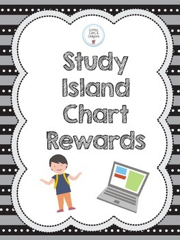 ~Study Island Chart Rewards Sign~