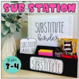*Sub Station Kit* - Grades 3-4