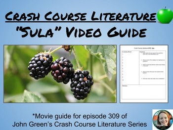 """Sula"" Crash Course Literature Video Guide (Episode 309)"