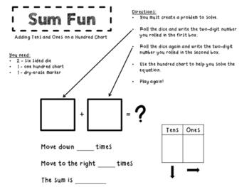 """""""Sum Fun"""" Center"""