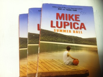 """Summer Ball"" books, by Mike Lupica - Literature Circle Set"