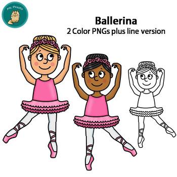 *FREEBIE* Ballerina