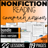 Distance Learning Reading Comprehension Passages {Nonficti