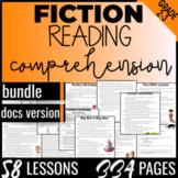 Reading Comprehension Passages & Questions {Fiction Bundle