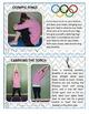 """Summer Olympics"" Kids Yoga! Printable Yoga Cards and Posters"