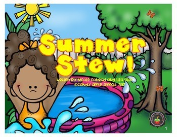 """Summer Stew"" Interactive Story"