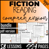 Reading Comprehension Passages & Questions {Fiction Bundle} 2nd & 3rd Grade PDF