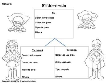 """""""Superhero"""" Mini-Unit in Spanish!"""