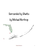 Surrounded by Sharks by Michael Northrop: Workbook with ma