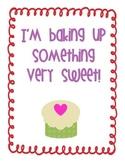 { Sweet } Cupcake Student Work Display