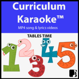 'TABLES TIME' ~ Song Videos Bundle: 1-5 Times Tables l Dis