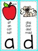 {TEAL} Alphabet & Phonics Cards