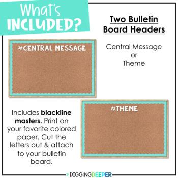 #THEME Interactive Bulletin Board