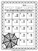 Halloween Math Worksheets - Differentiated