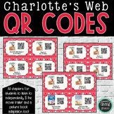 #TPTfireworks Charlotte's Web QR Codes