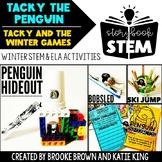 {Tacky the Penguin} Storybook STEM