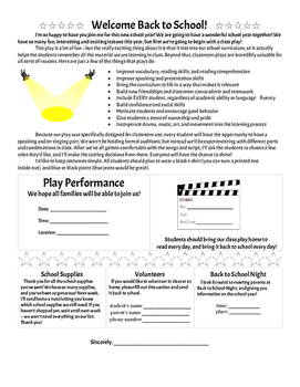 """Take The Stage"" PBL Unit Plan"