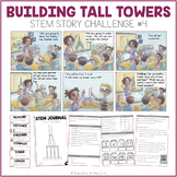 """""""Tall Towers"""" Stem Story Challenge"""