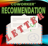 """""""Teacher of the Year"""" Recommendation Letter {EDITABLE)"""
