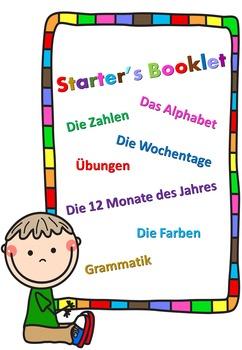 {Teaching German} Starter's Booklet