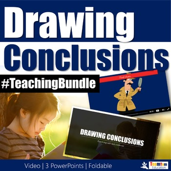 #TeachingBundle Drawing Conclusions