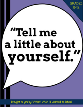 """""""Tell Me a Little About Yourself."""" Job Interview Question Guide"""