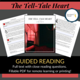 """""""Tell Tale Heart"""" Close Reading"""