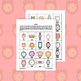 """Telling Time"" Bingo in Any Language! 30 Different Illustrated Bingo Cards"