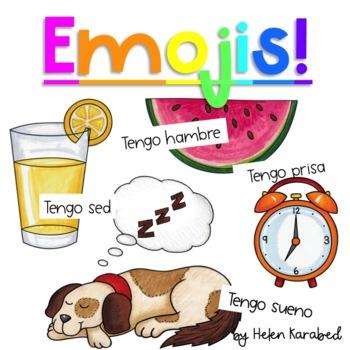 """""""Tener"""" Emojis Game!"""