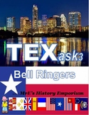 """""""Texas Ask Three"""" Bell-Ringers #01"""