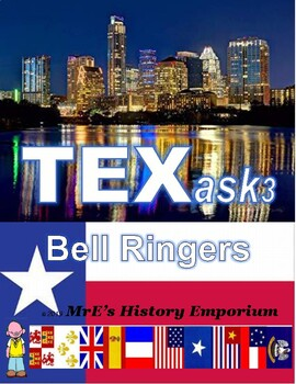 """Texas Ask Three"" Bell-Ringers #01"