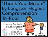 Thank You, Ma'am By Langston Hughes Short Story Comprehens