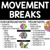 Movement and Brain Breaks