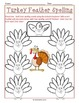 * Thanksgiving and Autumn Spelling Worksheet * Can use with any spelling list