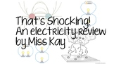 'That's Shocking!': An Electricity Review Board Game