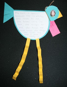 """""""That's Something To TWEET About!"""" Writing Prompt Craftivity"""