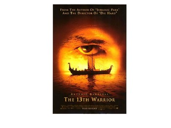 """The 13th Warrior"" Movie Introduction Powerpoint"