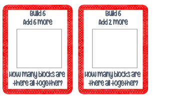 *The ABC Teacher* ADDITION AND SUBTRACTION TOWER CARDS