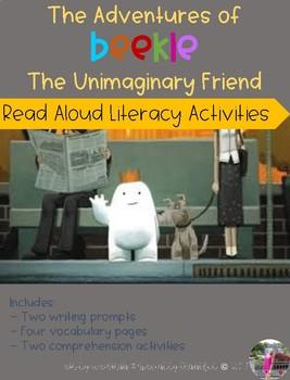 """""""The Adventures of Beekle"""" read aloud activities"""