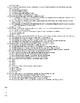 """The Adventures of Huckleberry Finn"" quiz ch 12-18 multiple choice WITH KEY"