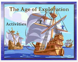"""Europe in the Age of Exploration"" - Activities""  (Distance Learning)"