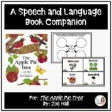 """The Apple Pie Tree"" Speech and Language Book Companion"