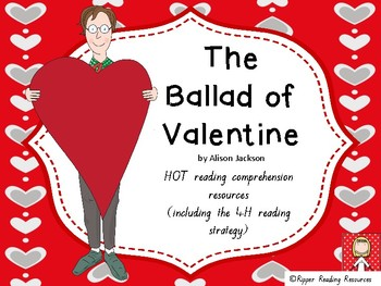 """""""The Ballad of Valentine"""" HOT reading comprehension resources"""