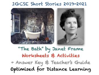 """""""The Bath"""" by Janet Frame (IGCSE Short Stories)"""