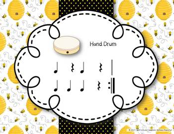 """""""The Bee's Party"""" - Summer Folk Song with Orff Accompaniment"""