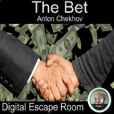 """The Bet"", Anton Chekhov, Digital ""The Bet"" Escape Room fo"