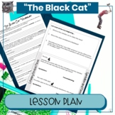 """The Black Cat"" Edgar Allan Poe Lesson Plan"